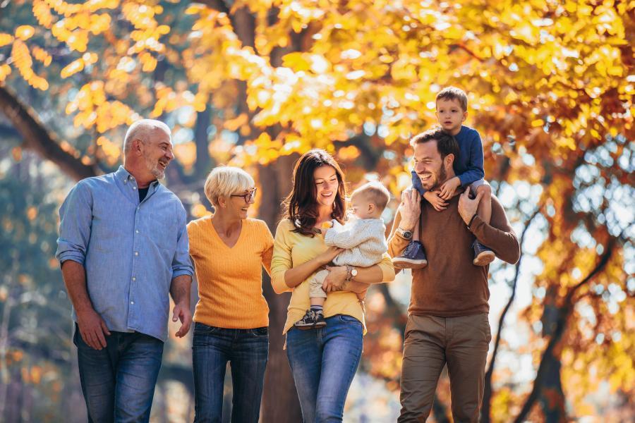 Jak vyjít s problémovými členy rodiny