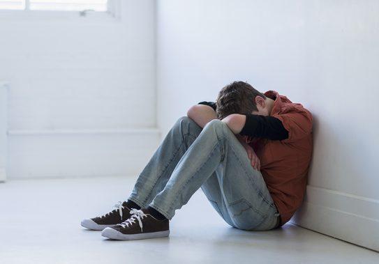 Deprese, stres, úzkosti a smutek