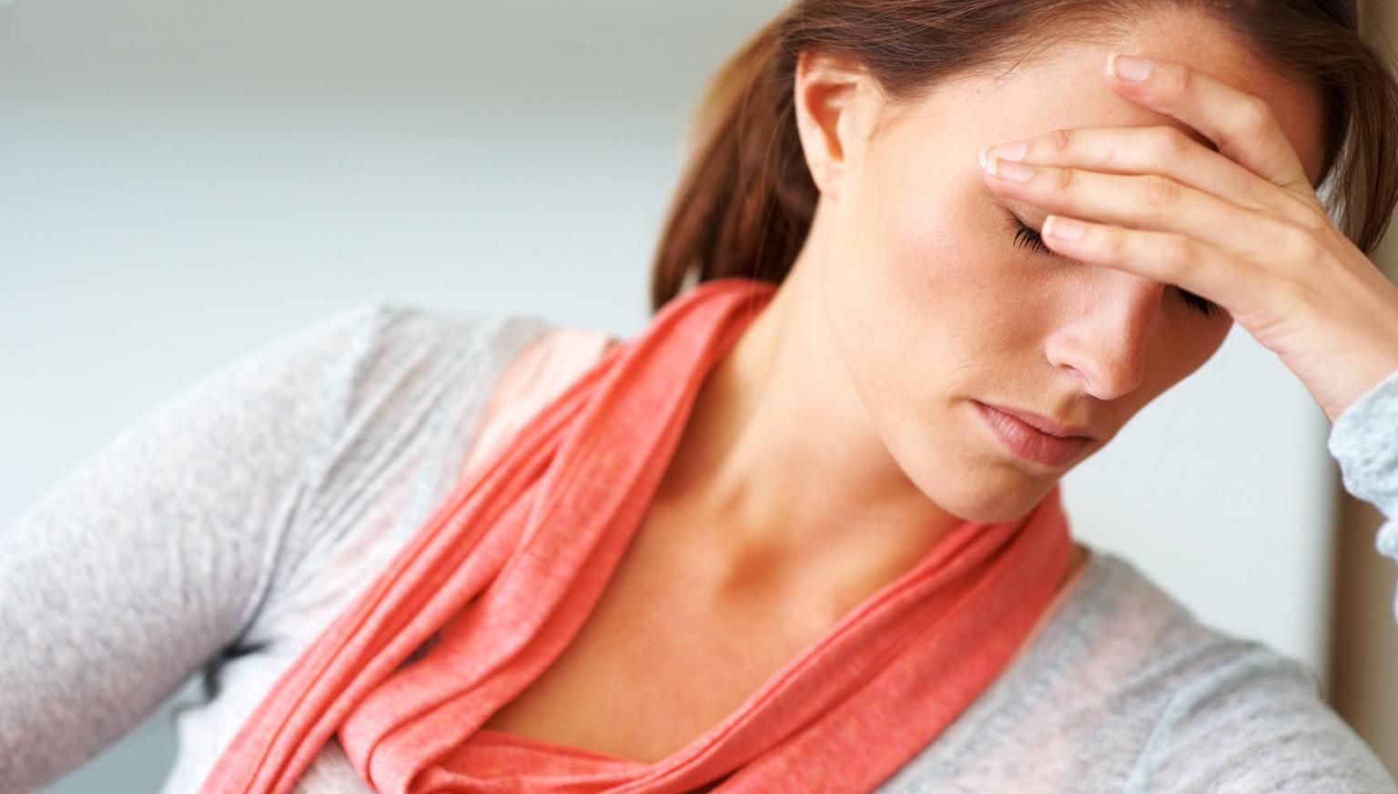 stres, jak se zbavit stresu, syndrom vyhoření