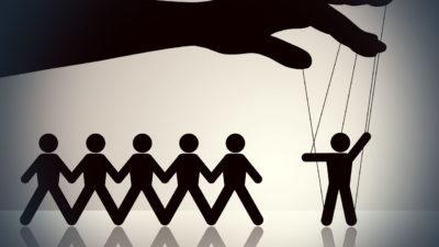 Manipulace lidmi a manipulativní chování