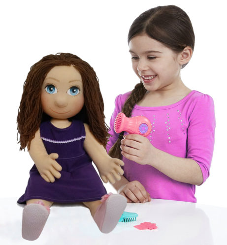 Panenky a hračky pro děti