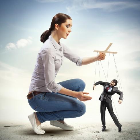 Manipulátro a psychologická mapipulace