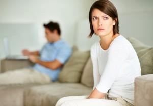Problémy ve vztazích a partnerské vztahy
