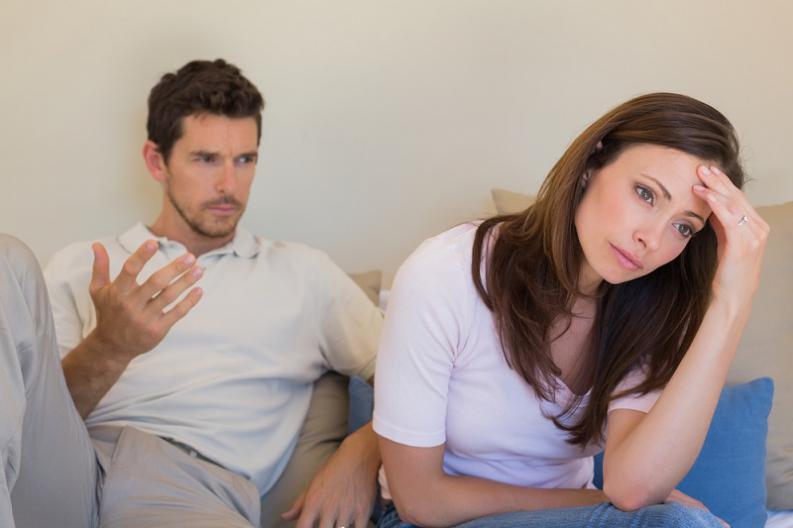 hádky s partnerem mohou poškozovat partnerský vztah
