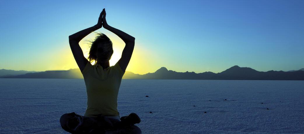 Meditace, relaxace a žití v přítomném okamžiku