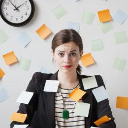 Žena ve stresu a stresové prostředí v pracovním prostředí