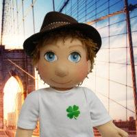 Ručně šité panenky lze použít jako hračky pro děti i pomůcky pro seniory